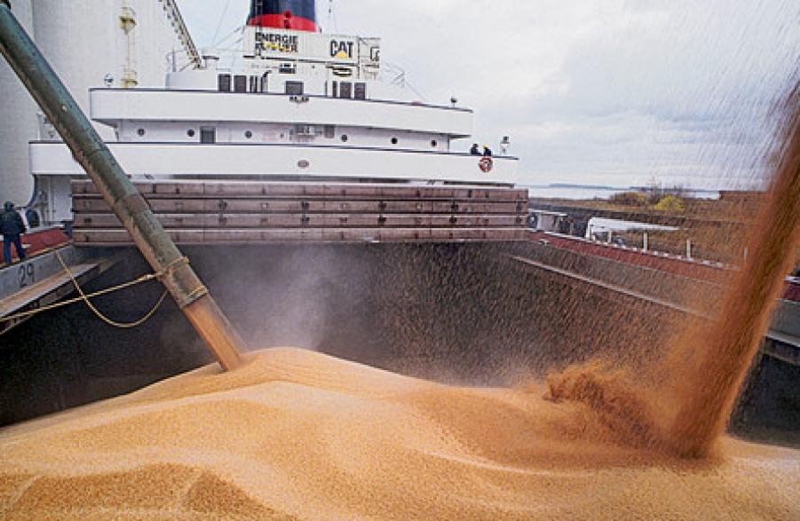 GRAIN EXPORT HAS EXCEEDED 33 MILLION TONNES SINCE THE SEASON BEGINNING