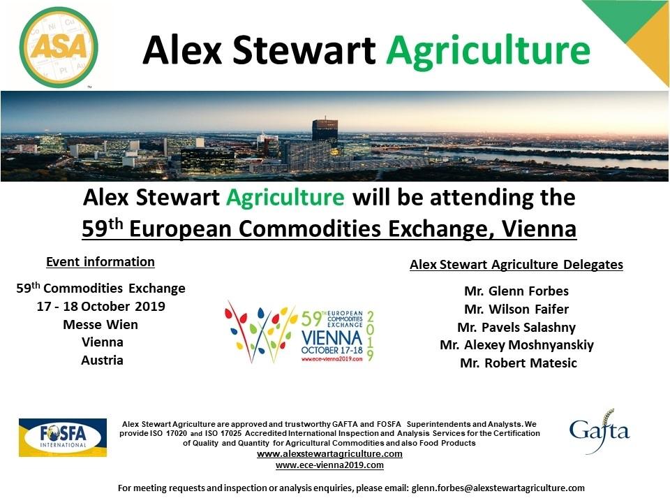 59th European Commodities Exchange, Vienna