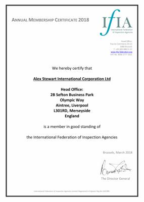 Alex Stewart - IFIA Membership Certificate 2018-1.png