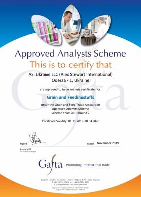 Gafta Ring Test 2019 Round 2 certificate.jpg