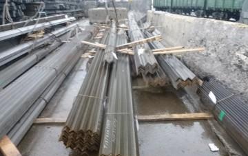 Предпогрузочная инспекция стальных профилей в Одессе, Украина